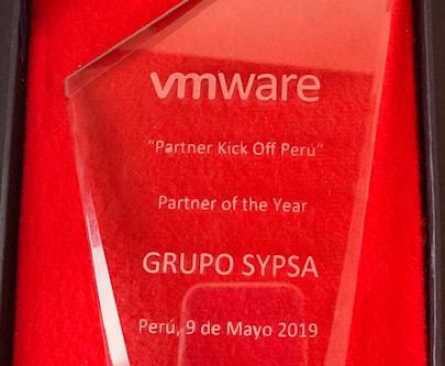 VMware Partner Kick Off Perú 2019