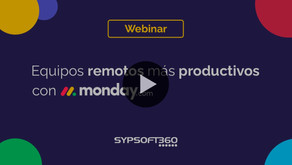 Webinar | Equipos remotos más productivos con monday.com
