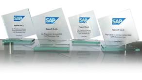 SYPSOFT obtiene todos los premios por mejores desempeños 2015 y se posiciona en el 3er lugar en el M