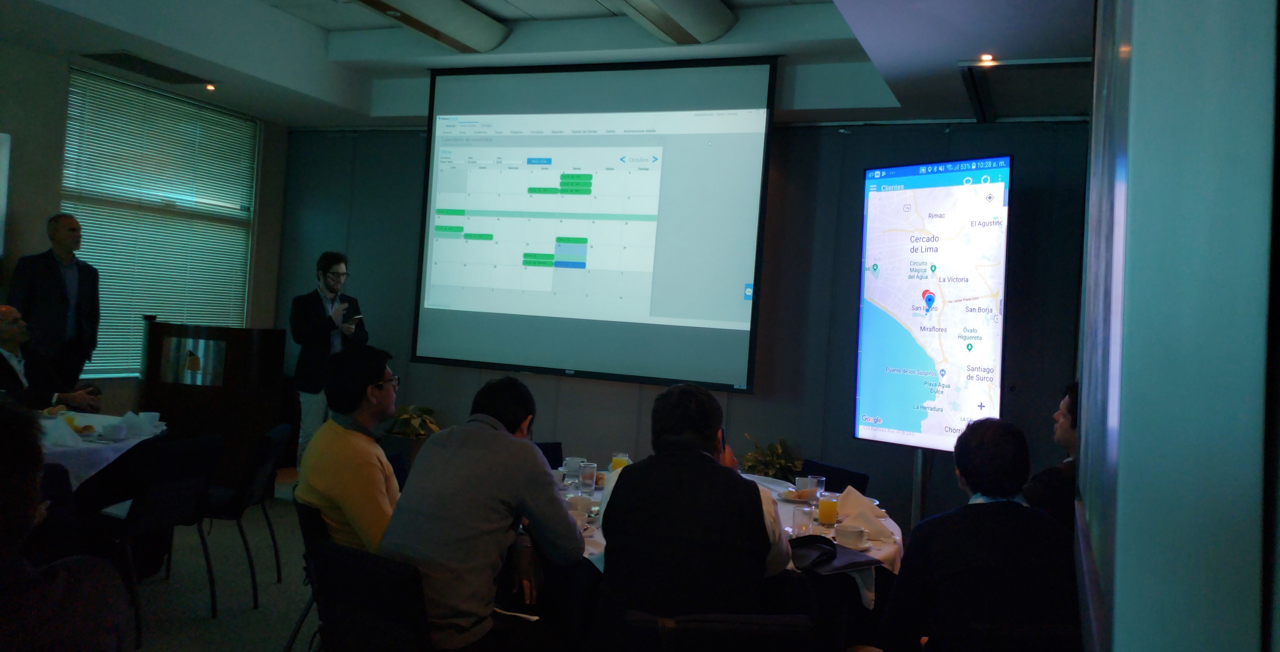 Evento SAP B1 Distribución