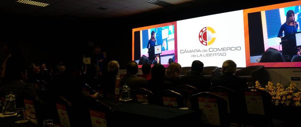 Evento 30° Encuentro Empresarial Norte Trujillo