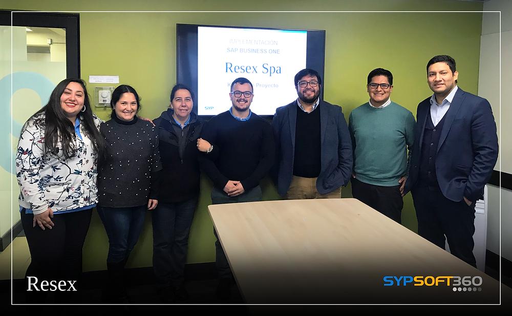 Resex & Sypsoft360 Chile