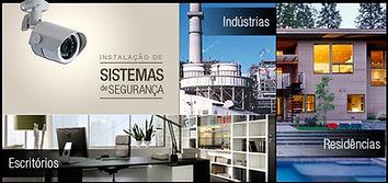 vendas e sistema de seguança para residencia e escritório