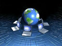 configuração de rede e remoção de virus