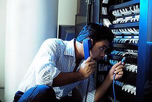 mautenção e instalação rede de computador