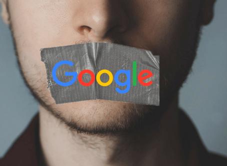 Google solta uma nota com motivo  de estar reprovando anúncios de assistência técnica de celular