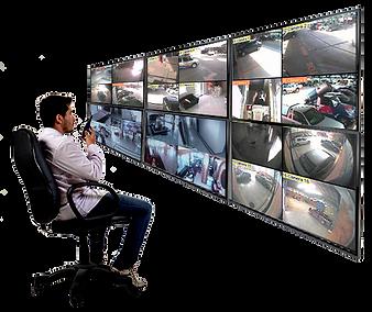 monitoramento e instalação de câmeras de segurança CFTV
