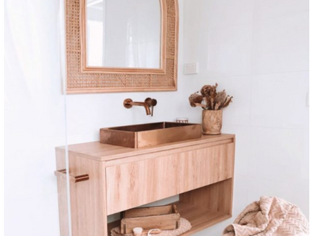 How to create a custom vanity with our supplier ABI Interiors