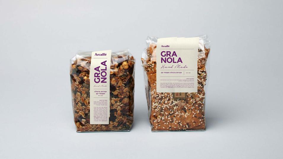 arcaff granola