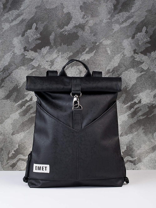 Keep it Real Rolltop -Black