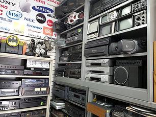 CD/DVD Player
