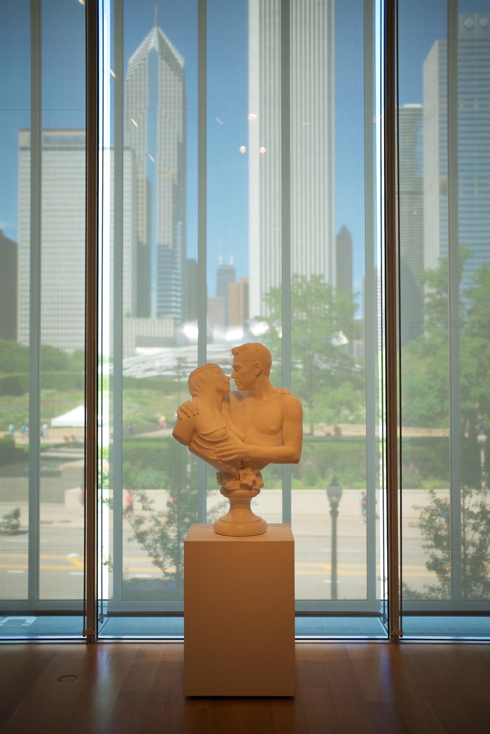 Chicago, Jeff Koons