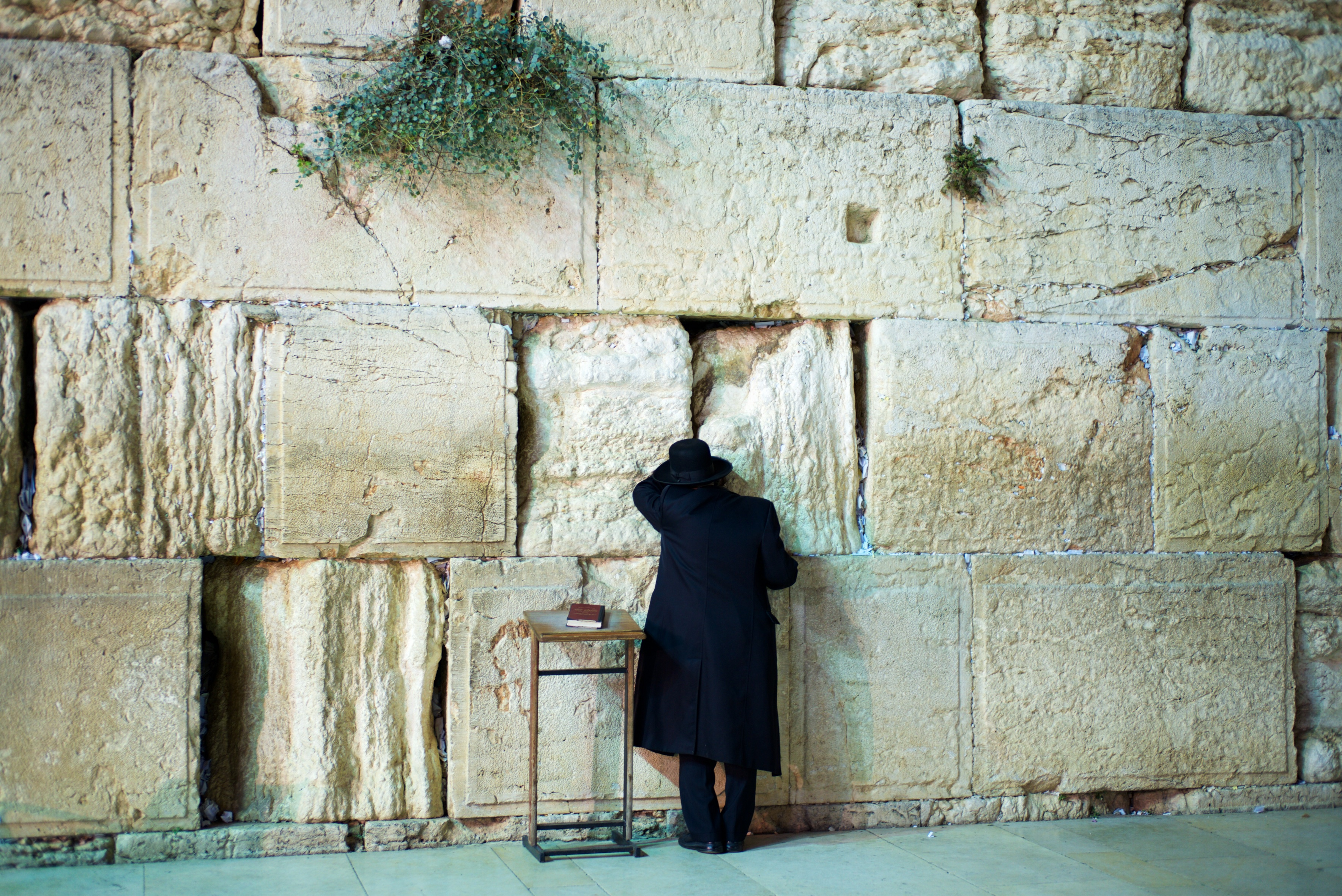 Jerusalem, wailing wall