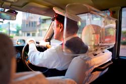 Takamatsu taxi driver