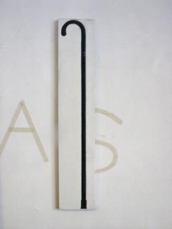 wandelstok, walking cane.