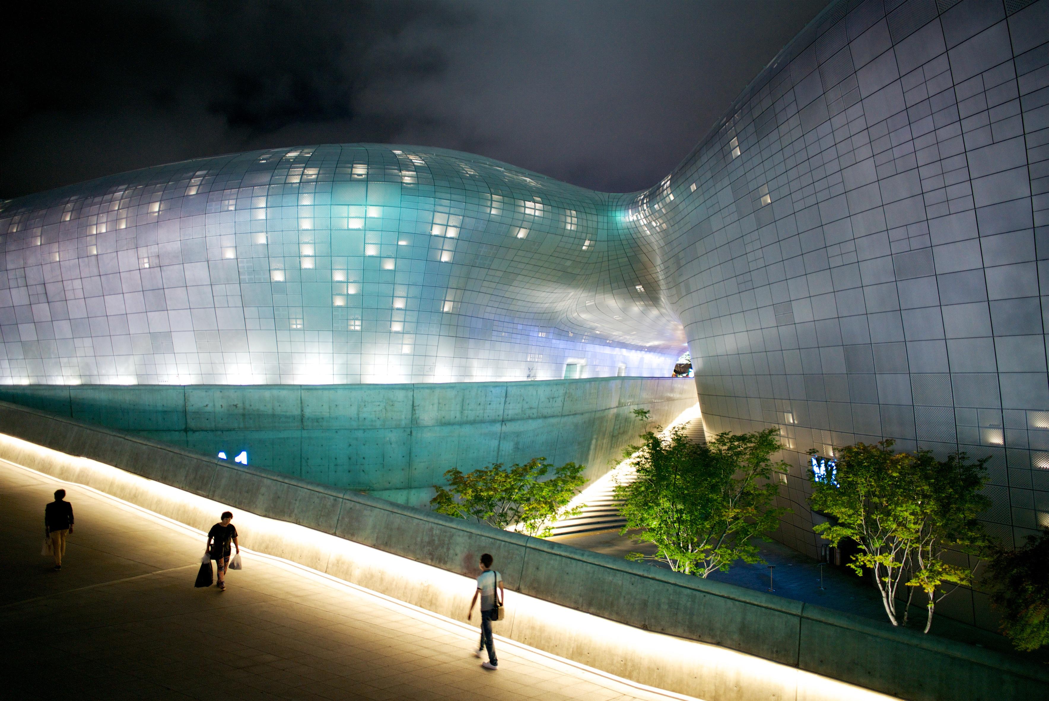 Zaha Hadid Seoul