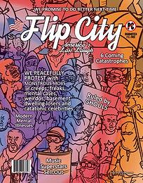 Flip City ISSUE #3 PRINT
