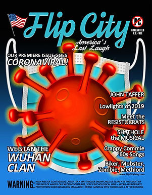 Flip City ISSUE #1 PRINT