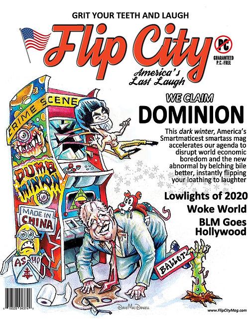 Flip City ISSUE #4 PRINT