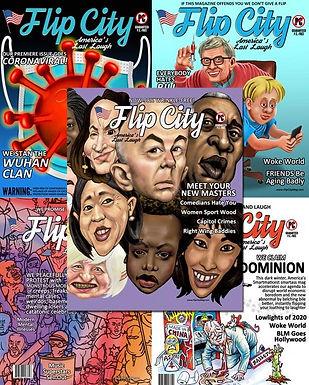 Flip City 5-Bundle: Issues 2-6