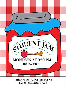 Student Jam