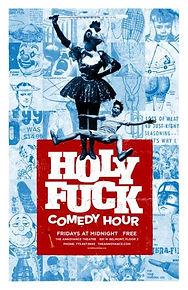 Holy Fuck Comedy Hour