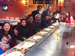 Lab Christmas party