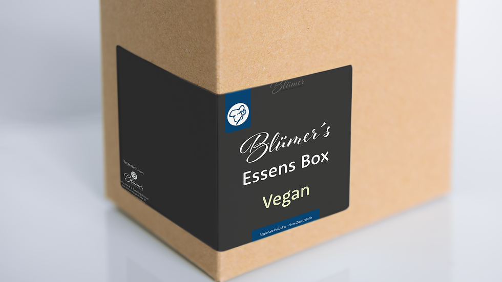 Essensbox Fleisch