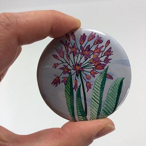 Pocket mirror - Aquarelle style 18