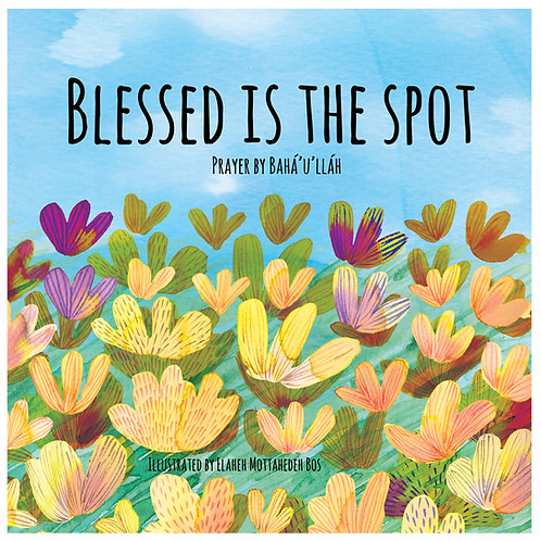 Blessed is the Spot - Prayer book