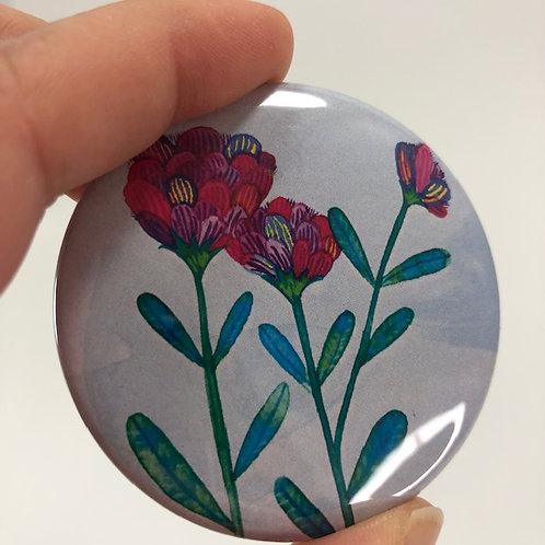 Pocket mirror - Aquarelle style 28