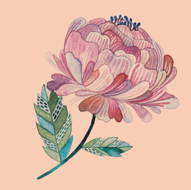 Flower by Elaheh Bos