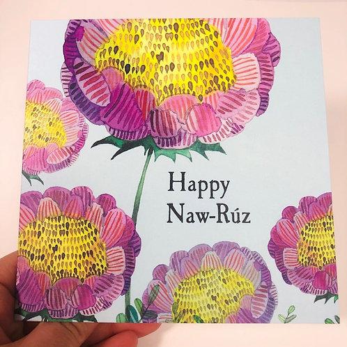 Naw-Ruz card 1