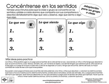 T3 spanish-focus-on-your-senses-group-of