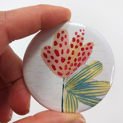 Pocket mirror - Flower 5