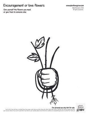 encouragement or love flowers.jpg