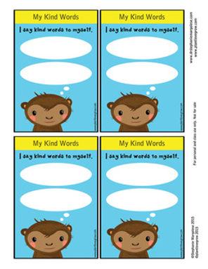 Monkey T2 My kind words.jpg