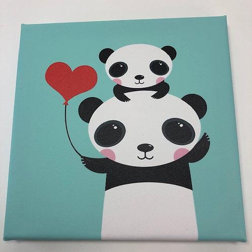 Little Panda canvas