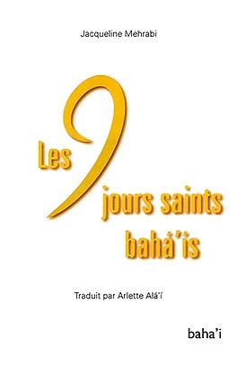 Neuf jours saints bahá'ís