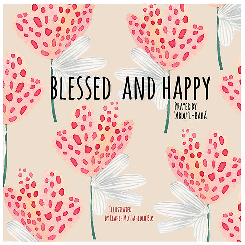 Blessed and Happy - Prayer book