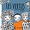 Thumbnail: Les vertus que nous pratiquons - Livre à colorier