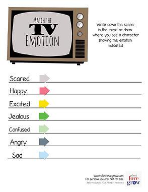 match the tv emotion SAMPLE.jpg