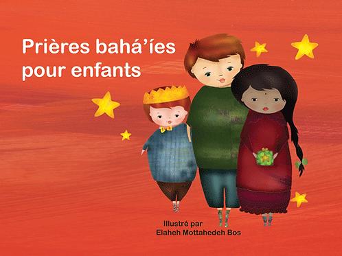 Prières baha'ies pour enfants