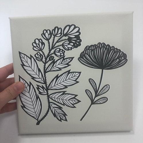 FLOWER2 canvas