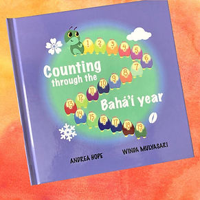 Counting through the Baha'i year