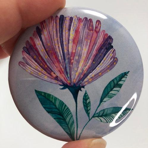 Pocket mirror - Aquarelle style 14
