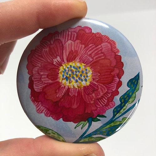 Pocket mirror - Aquarelle style 25