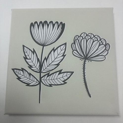 FLOWER1 canvas