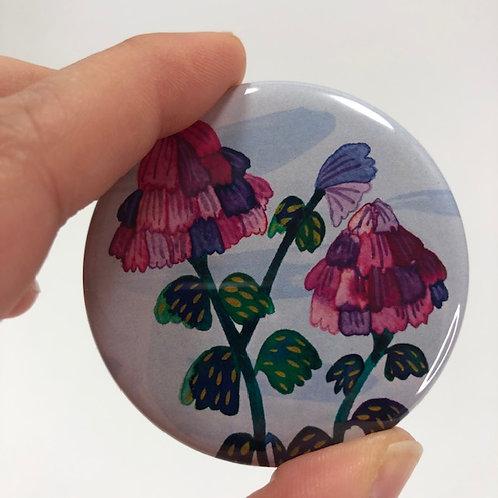Pocket mirror - Aquarelle style 5
