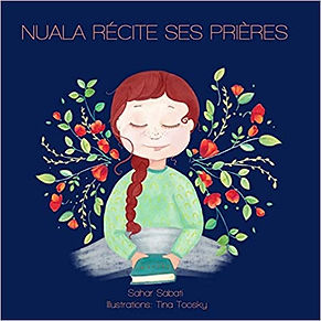 Nuala récite ses prières